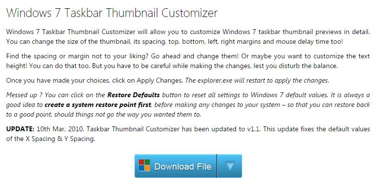 2016-03-19 14_25_23-Windows 7 Taskbar Thumbnail Customizer Home Page